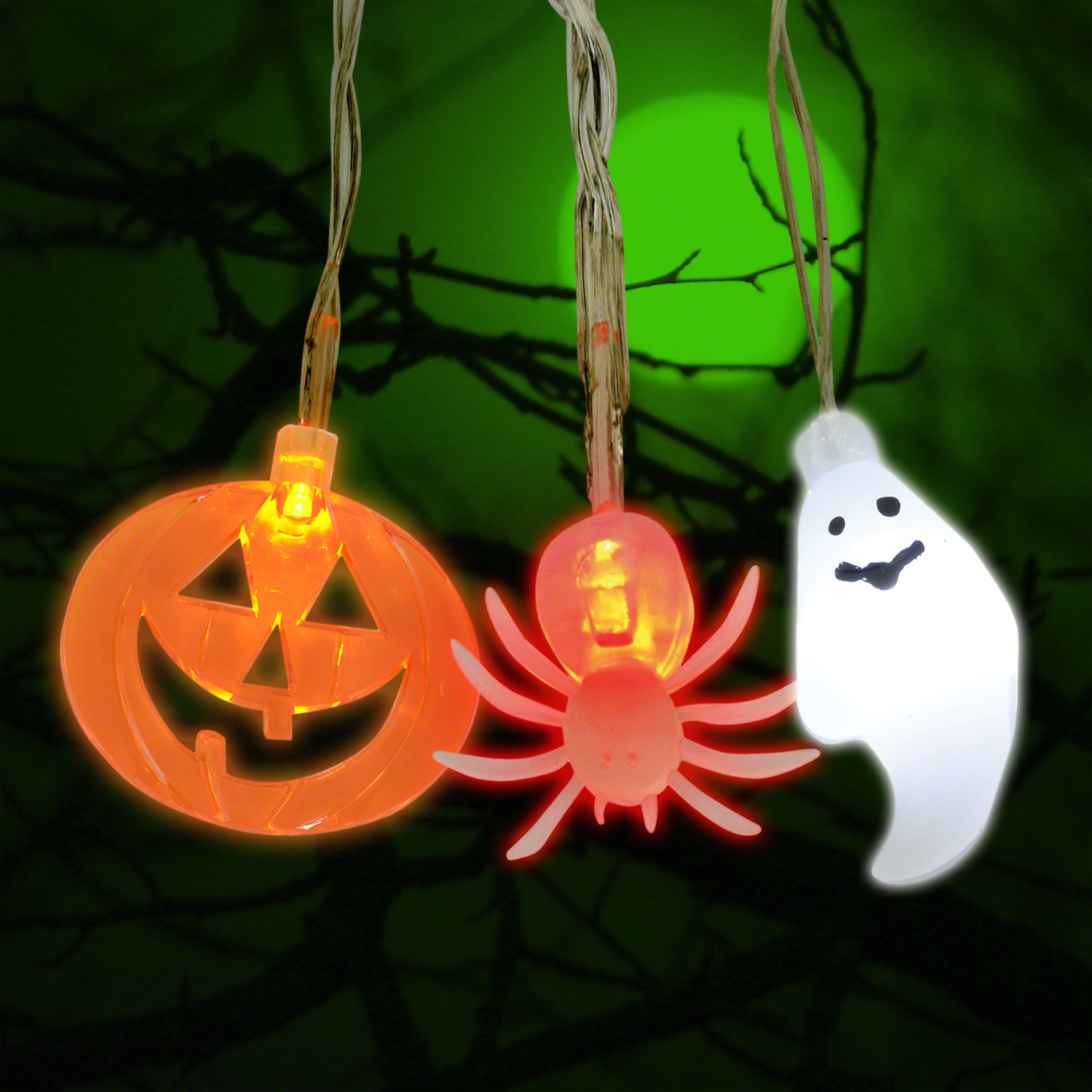 10 LED Halloween String Lights