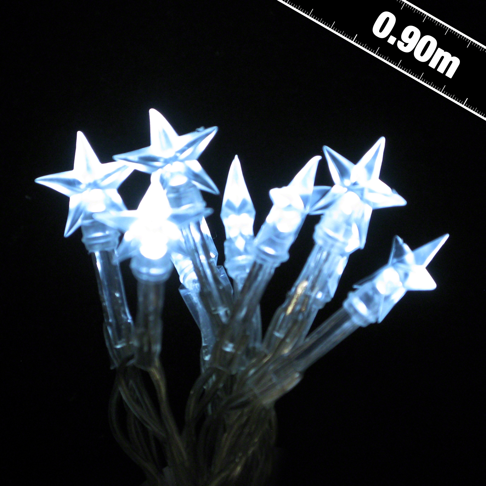 Click to view product details and reviews for 10 Led Star Stringlights.
