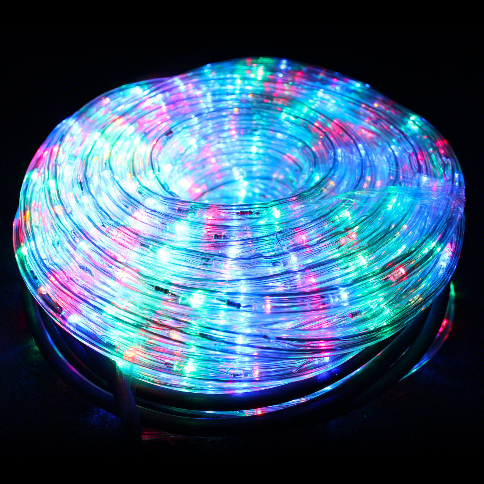 20m led rope light multi function party christmas - Led Rope Christmas Lights