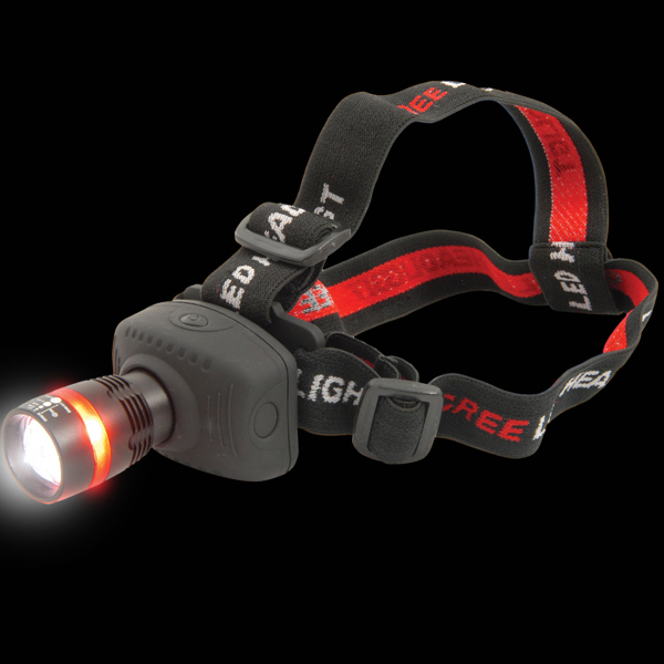 3 Watt Cree Led Head Light