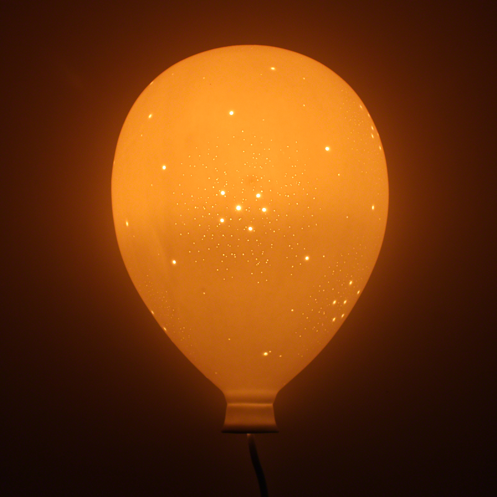 Click to view product details and reviews for 3d Ceramic Lamp Balloon.