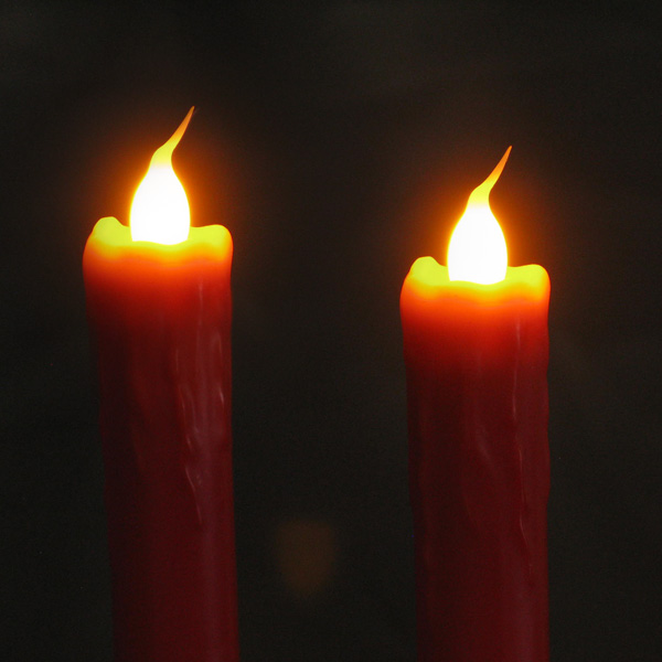 Click to view product details and reviews for 9 Led Dinner Candles 2 Pack.