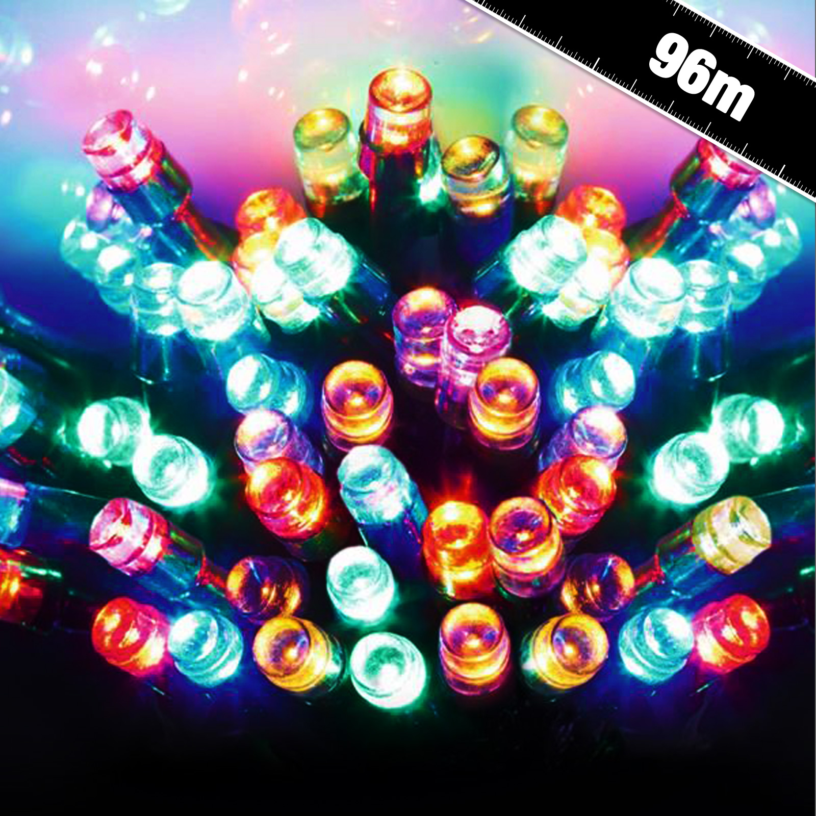 Click to view product details and reviews for 960 Multi Action Supabrights Multi Coloured Lights.