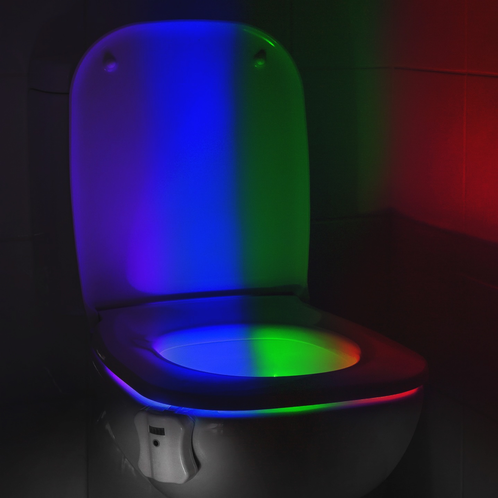Auraglow Motion Activated Toilet Light