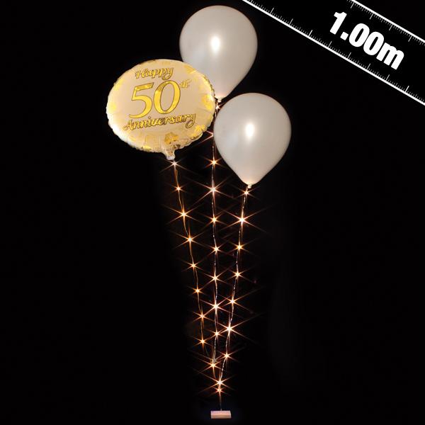 Balloon Lite 3 Strand Warm White
