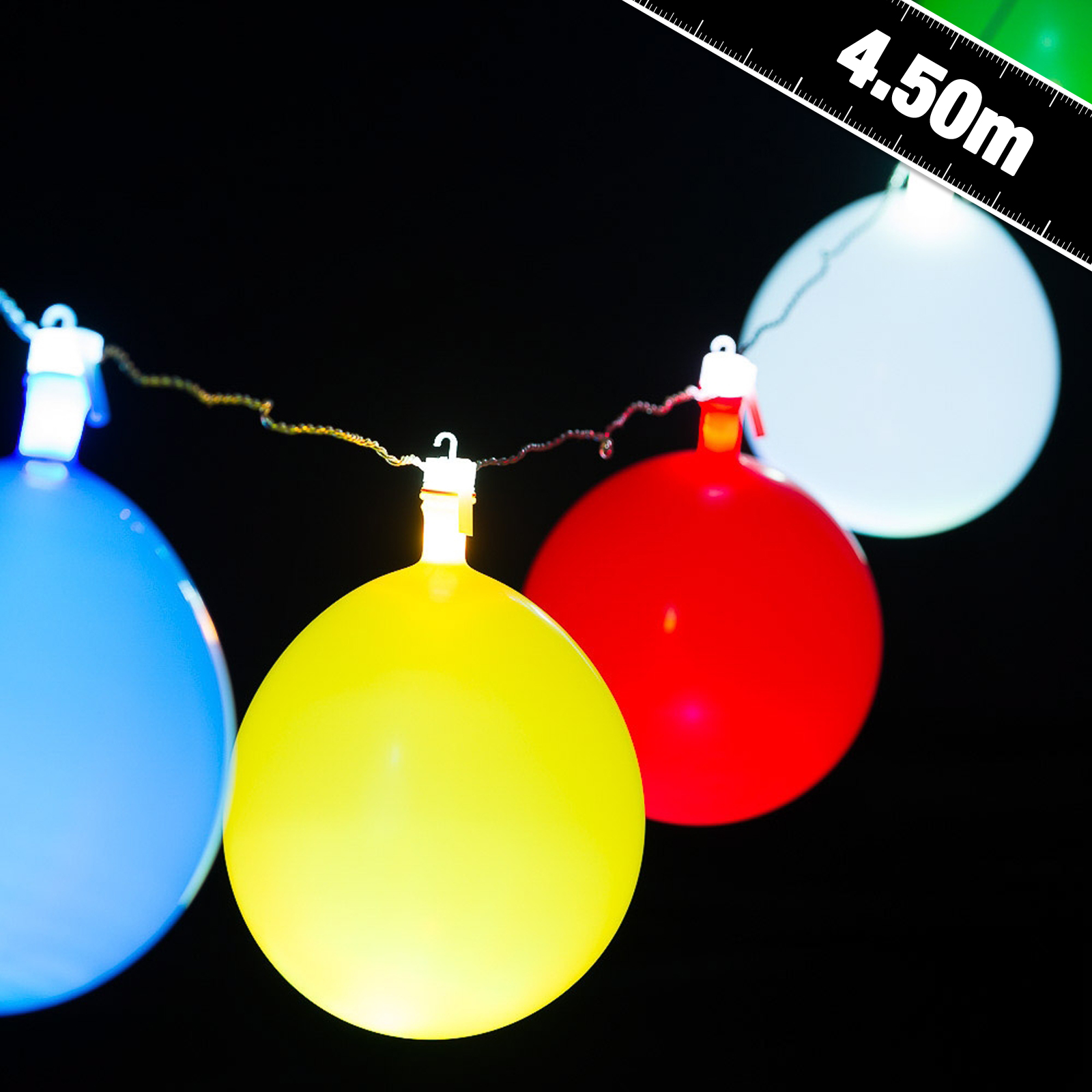 Click to view product details and reviews for Balloon String Lights.