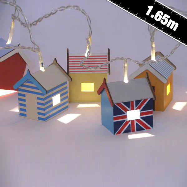 Click to view product details and reviews for Beach Hut String Lights.