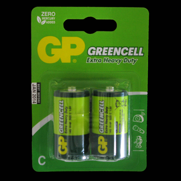 Image of Batteries C (2 pack)