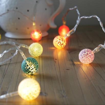 Lava Lamp String Lights : Lava Effect LED String Lights