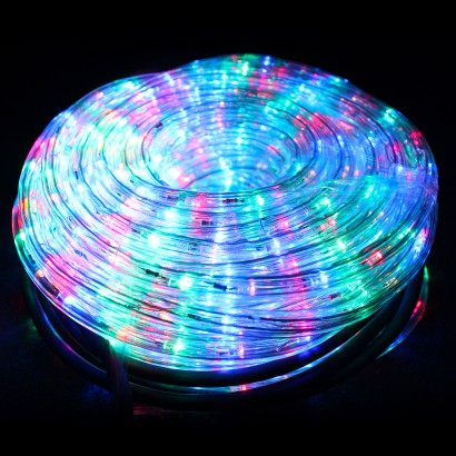 20m multi function led rope light 20m led rope light multi coloured aloadofball Gallery