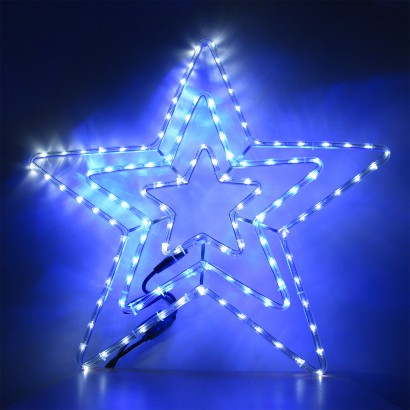 5m led star rope light christmas decoration 5m led star rope light aloadofball Gallery