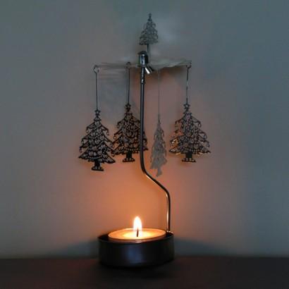 Christmas Rotary Tealight Holder