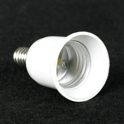 E14 to E27 Lamp Socket Converter