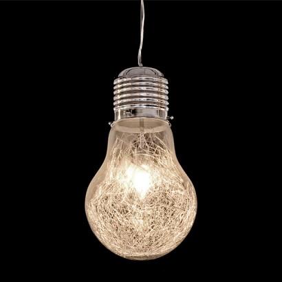 Hisle : Basic Suspension , Giant Light Bulb Pendant Lamp Regarding Giant  Lights Bulb Pendants (