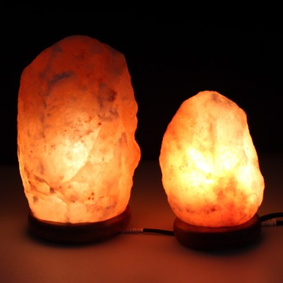Himalayan Salt Table Lamps