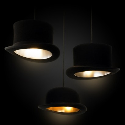 ... Eccentricity The Jeeves And Wooster Pendant Lights Are Fantastic For  Giving Your Home A Unique Lift With Light. Choose Either The Jeeves Bowler  Hat ... Awesome Design