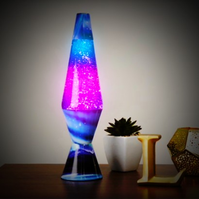 how to make a glow in the dark lava lamp