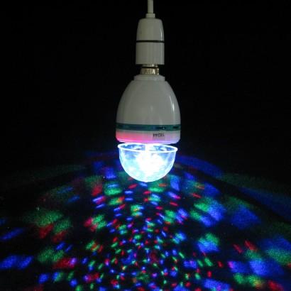 LED Disco Bulb - Bedroom disco lights
