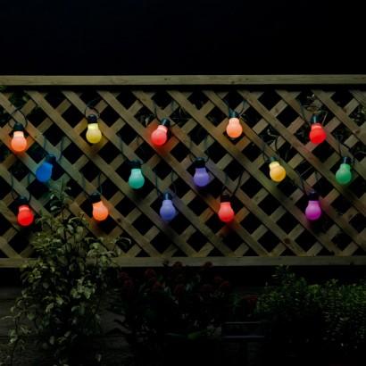 Colour Change Solar Party Lights