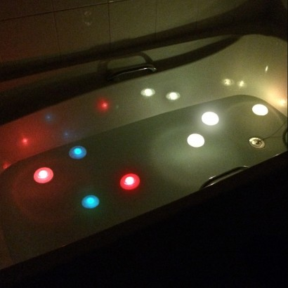 Colour Change Floating Spa Bath Lights