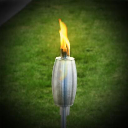 Citronella oil burners garden