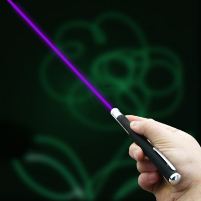 Purple ultra violet laser for Galaxy wand laser pointer