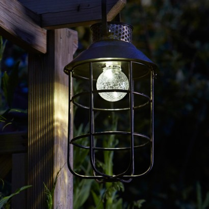 Light Your Summer Garden With A Vintage Styled Zephyr Solar Lantern For  Atmospheric Statement Garden Lighting. Read More.