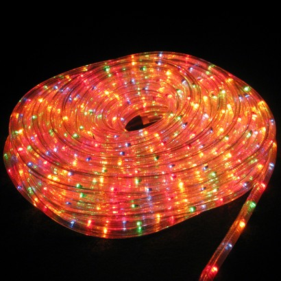 Funky Indoor String Lights : 25m Multi Function Rope Light