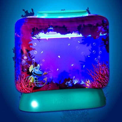 Aqua Dragons Deluxe Deep Sea Habitat With Led Lights