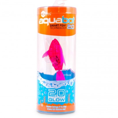 Hexbug aquabot 2 0 smart fish for Hex bug fish