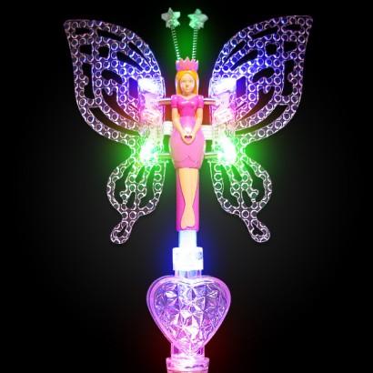 Light Up Fairy Princess Wand