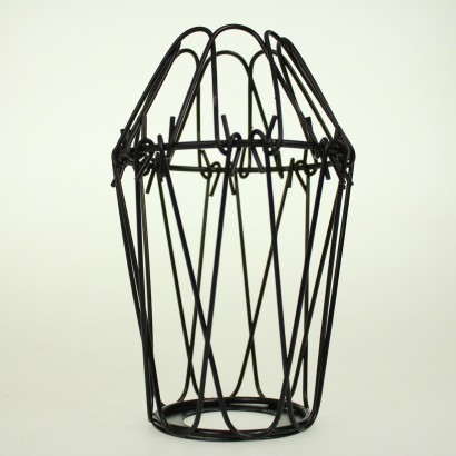 Black wire bulb cage lampshade bulb sold seperately greentooth Images
