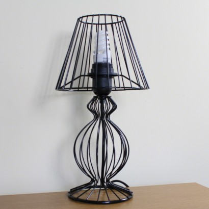 Pretty wire table lamp shade contemporary electrical circuit generous wire table lamp shade contemporary electrical circuit keyboard keysfo Choice Image