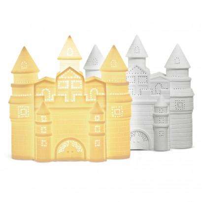 Ceramic Fairytale Castle Lamp
