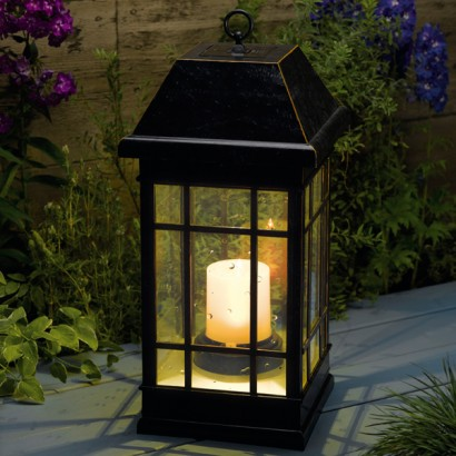 Solar powered garden lanterns uk