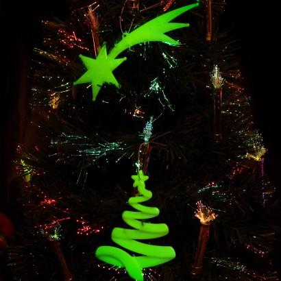 Flashing Christmas Tree Lights