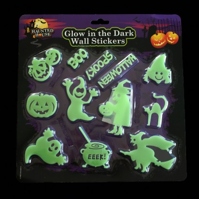 Create A Spooky Glowing Grotto With A Bunch Of Glow In The Dark Shapes And  Halloween Characters! Read More. Part 78
