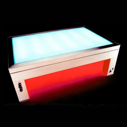 light up coffee table