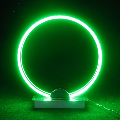ring led mood lamp. Black Bedroom Furniture Sets. Home Design Ideas