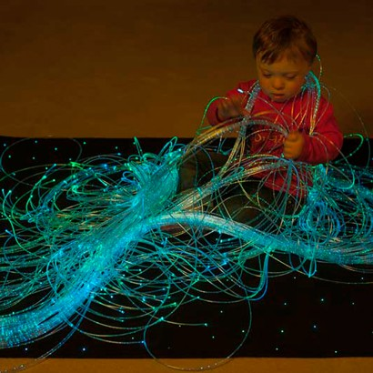 Fibre Optic Sensory Lighting Kit