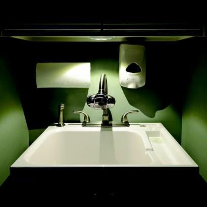 Bathroom Lights Easy Fit mr beam easy fit slimline sensor lights