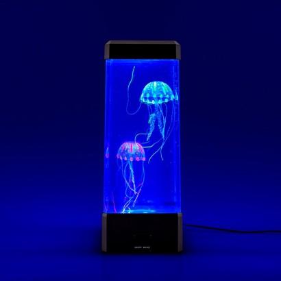 Realistic Neon Jellyfish Tank Moodlight