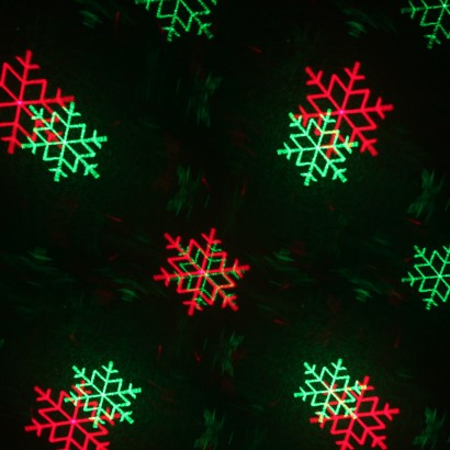 one laser light with 8 festive images for the ultimate outdoor christmas decoration read more - Christmas Laser Lights Outdoor