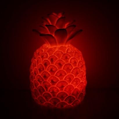 Mood Lighting colour change pineapple mood light