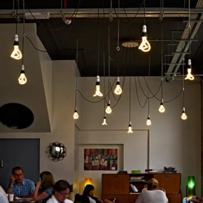 Plumen Light Bulb and Pendant