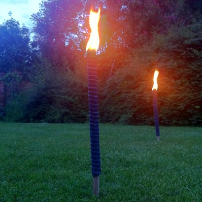 ... Light Up The Garden To Show Walkways Or To Add Illumination At Your  Barbeque Or Garden Party These Procession Torches Or Garden Candles Look  Fantasticu2026