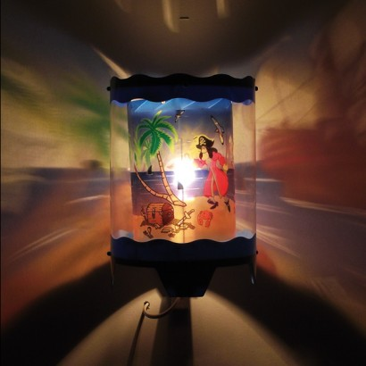 Children S Rotating Table Lamp Projector