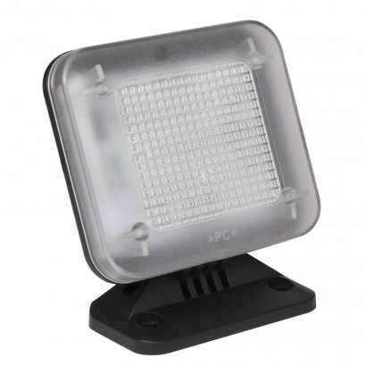 Television security light