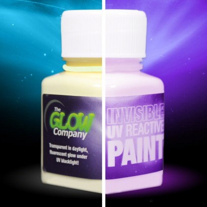Invisible Uv Reactive Paint