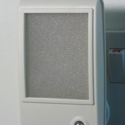 Amber Sparkle Led Sensor Plug In Night Light